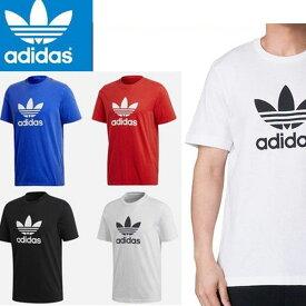 【アディダス】adidasアディダスオリジナルス正規品トリフォイル半袖TEEシャツ Originals TREFOIL TEE - Black/CW0709 White/CW0710インポートブランド海外買い付け【楽ギフ_包装】[0618]