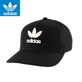 adidasアディダスオリジナルス正規品キャップ黒 トリフォイルメタル Originals Trefoil Metal Snapback Cap帽子CK4809インポートブランド海外買い付け[0119]【楽ギフ_包装】