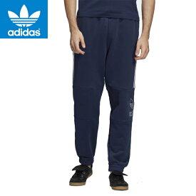adidasアディダスオリジナルス正規品メンズスエットパンツ ジャージー スエット生地Outline Pants Blue DH5791並行輸入インポートブランド海外買い付け【楽ギフ_包装】[0119]