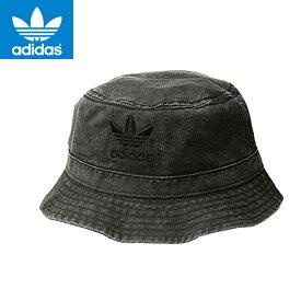 ADIDAS アディダス正規品オリジナルス ユニセックス帽子キャプnisex ORIGINALS Washed Bucket CI7709ハットCAP並行輸入インポートブランド海外買い付け正規[0219]