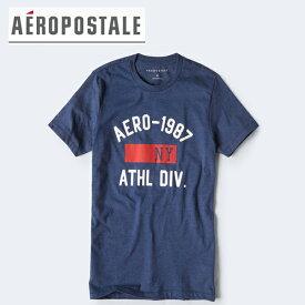 aeropostale エアロポステール正規品メンズ半袖TEEシャツ ロゴプリントShort Sleeve Round Neck T-Shirt 6001-2798-004インポートブランド海外買い付け【楽ギフ_包装】[0818]