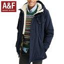 Abercrombie & Fitch アバクロンビーアンドフィッチ正規品メンズアウタージャケット ナイロン マウンテンパーカーMens…
