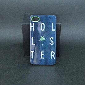 ホリスター HOLLISTER 正規品 スマホケース iPhone4 iPhone5 アイフォン ケース 紺 NAVY ネイビー 354-695-0132-023【あす楽対応】正規【楽ギフ_包装】