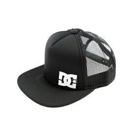 DC SHOEディーシーシュー メッシュキャプ 帽子ブラックMadglads Trucker Hat CAP ADYHA03386 KVJ0インポートブランド海外買い付【楽ギフ_包装】[0118]