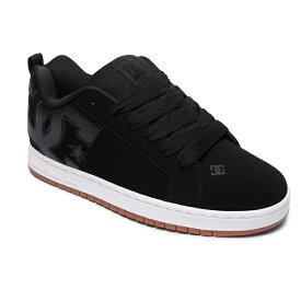 DC SHOES ディーシーシュー スニーカー コートグラフィックCOURT GRAFFIK SE 300927 BLACK/BUM(KKG)靴 海外買い付け商品インポートブランド【楽ギフ_包装】[0118]