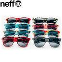 [送料無料]ネフ NEFF デイリーサングラス Daily Sunglasses SnowboardネフDAILY SHADES NF0302アメリカ買い付け【あ…