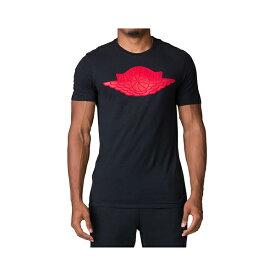83fd2a9a26 Nike ナイキ正規品メンズ半袖TEEシャツ Mens Air Jordan Wings Logoエアージョーダン黒