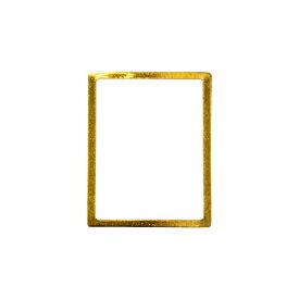 Bonnail×MDANail ボンネイル スクエアフォーカス M ゴールド【★】【ネイル ネイルパーツ フレーム】