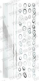 [メール便対応補償無] TSUMEKIRA ツメキラ TOMOMIプロデュース1 Noble Line シルバー SG-TOM-101(ジェル専用)【★】 【RCP】 【.】【ネイル ジェルネイル シール ステッカー】【税込5,500円以上送料無料】