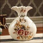 花瓶花器フラワーペース花入れ大きなアンティーク置物オブジェレトロコンポート