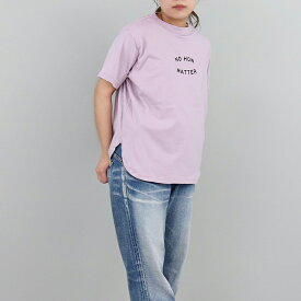 ロゴTシャツ プリントTシャツ 透け感無し PACIFICPARKSTORE(パシフィックパークストア) 春夏 日本製 送料無料 PPS-30110