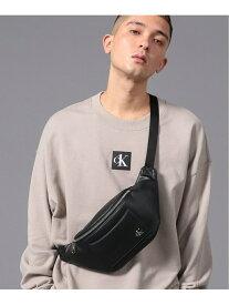 [Rakuten Fashion]カルバン クライン 【カルバン クライン ジーンズ】 メンズ ユーティリティ ストリートパック HH2408P0600 Calvin Klein Jeans Accessory カルバン・クライン バッグ ウエストポーチ ブラック【送料無料】