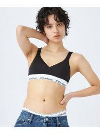 [Rakuten Fashion]【カルバン クライン アンダーウェア】 レディース ブラレット SCOOP BACK LL BRALET Calvin Klein カルバン・クライン インナー/ナイトウェア ブラジャー ブラック グレー【送料無料】