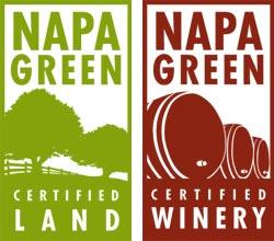 NapaGreenCertifiedLandprogram&Wineryprogram(ナパグリーン認証)
