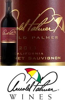 ●輸入元ワケアリ品/ラベル不良アウトレット特価《アーノルドパーマー・ワインズ by ルナ・ヴィンヤーズ》 カベルネソーヴィニヨン カリフォルニア [2013] Arnold Palmer Wines Cabernet Sauvignon California by Luna Vineyards 750ml[赤ワイン カリフォルニアワイン]