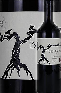 ●RP96点/WS95点《ベッドロック》 ザ・ベッドロック ヘリテージレッド, ソノマ・ヴァレー [2015] or [2016] Bedrock Wine Co. The Bedrock Heritage Red Wine Sonoma Valley 750ml カベルネソーヴィニヨン, シラー, ジンファンデル等 [赤ワイン カリフォルニアワイン]