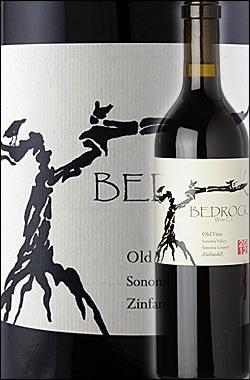 《ベッドロック》 オールドヴァイン・ジンファンデル カリフォルニア [2016] Bedrock Wine Co. Zinfandel California Old Vine 750ml ベドロックヴィンヤード+エヴァンジェロ+α [赤ワイン カリフォルニアワイン]