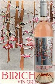 《ビリキーノ》 ヴァン・グリ カリフォルニア (シエラフットヒルズ+サンタクルーズ・マウンテンズ+ロダイ) [2019] BIRICHINO Winery Vin Gris California (Sierra Foothills+Santa Cruz Mountains+Lodi) 750ml スクリューキャップ [ロゼワイン カリフォルニアワイン]