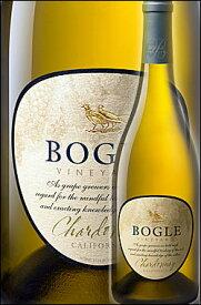 《ボーグル》 シャルドネ カリフォルニア [2018] (モントレー+クラークスバーグ+ロダイ産) Bogle Vineyards Chardonnay California (Clarksburg, Monterey and Lodi) 750ml [白ワイン カリフォルニアワイン ロウダイ/ローダイ] ワイン専門店あとりえ プレゼントにも