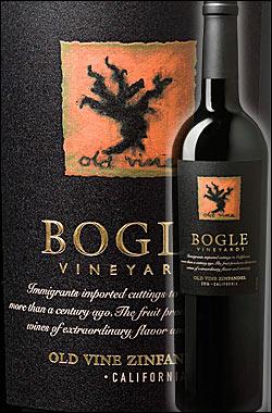 《ボーグル》 オールドヴァイン・ジンファンデル カリフォルニア [2015] (ロダイ+アマドア産) Bogle Vineyards Old Vine Zinfandel California (Lodi and Amador County) 750ml [赤ワイン カリフォルニアワイン ロウダイ/ローダイ]
