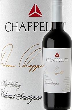 """《シャペレー》 カベルネソーヴィニヨン """"シグニチャー"""" ナパヴァレー [2014] Chappellet Winery Signature Cabernet Sauvignon Napa Valley 750ml [ナパバレー プリチャードヒル産 シグネチャー赤ワイン カリフォルニアワイン]"""
