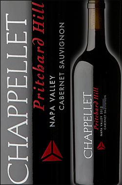 "●RP99点 《シャペレー》 カベルネソーヴィニヨン ""プリチャードヒル"" ナパヴァレー [2013] Chappellet Cabernet Sauvignon Pritchard Hill Estate Vineyard, Napa Valley 750ml [ナパバレー赤ワイン カリフォルニアワイン エステイト]"