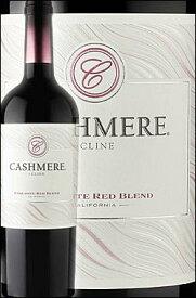 """《クライン・セラーズ》 """"カシミヤ"""" カリフォルニア プロプライアタリーレッド [2016] (ムールヴェードル+シラー+グルナッシュ+プティシラー カシミアGSM) Cline Proprietary Red Cashmere (Mourvedre, Syrah, Grenache, Petite Sirah) 750ml [カリフォルニアワイン]"""
