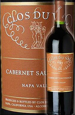 """●正規蔵出し熟成古酒4年号[1993][1995][1996][2002]《クロ・デュ・ヴァル》カベルネソーヴィニヨン""""ナパヴァレー""""ClosduValWineryCabernetSauvignonNapaValley750ml[クロデュヴァルナパバレー赤ワインカリフォルニアワイン]"""