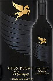 """《クロペガス》 オマージュ カベルネソーヴィニヨン """"テンマ・ヴィンヤード"""" カリストガ, ナパヴァレー [2013] Clos Pegas Winey Hommage Cabernet Sauvignon Tenma Vineyard, Caristoga, Napa Valley 750ml ナパバレー赤ワイン] カリフォルニアワイン専門店あとりえ"""