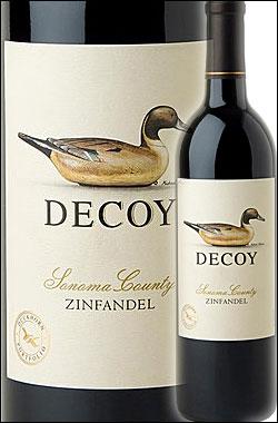 """《デコイ (ダックホーン)》 ジンファンデル """"ソノマ・カウンティ"""" [2015] Duckhorn Wine Company DECOY Zinfandel Sonoma County 750ml [カリフォルニアワイン 赤ワイン]"""