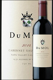 """《デュモル》 カベルネ・ソーヴィニヨン """"ナパ・ヴァレー"""" [2014] Dumol Cabernet Sauvignon Napa Valley 750ml クームスヴィル50%+スプリングマウンテン50% ナパバレー赤ワイン カリフォルニアワイン専門店あとりえ 高級"""