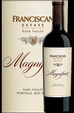 """●最上位版/パーカーヴィンテージチャート98点《フランシスカン・エステイト》 """"マニフィカ"""" ナパヴァレー [2013] Franciscan Estate MAGNIFICAT Napa Valley 750ml [カリフォルニアワイン カベルネソーヴィニヨン主体ナパバレー赤ワイン] フランシスカン各種6本で送料込み"""