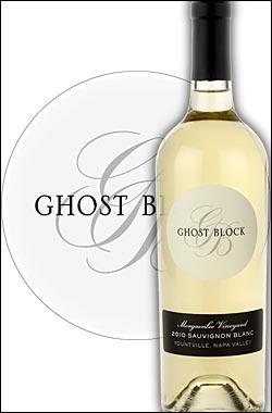 《ゴーストブロック》 ソーヴィニヨンブラン モーガンリー・ヴィンヤード ヨントヴィル, ナパヴァレー [2016] Ghost Block Wine Sauvignon Blanc Morgaen Lee Vineyard, Yountville, Napa Valley 750ml [白ワイン カリフォルニアワイン ナパバレー]