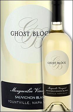 """《ゴーストブロック》 ソーヴィニヨンブラン """"モーガンリー・ヴィンヤード"""" ヨントヴィル, ナパ・ヴァレー [2016] Ghost Block Wine Sauvignon Blanc Morgaen Lee Vineyard, Yountville, Napa Valley 750ml [ナパバレー白ワイン カリフォルニアワイン]"""