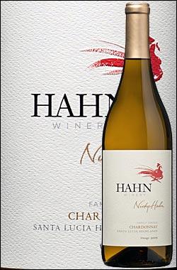 《ハーン》 シャルドネ モントレー [2016] Hahn Winery Chardonnay Monterey 750ml[白ワイン カリフォルニアワイン]