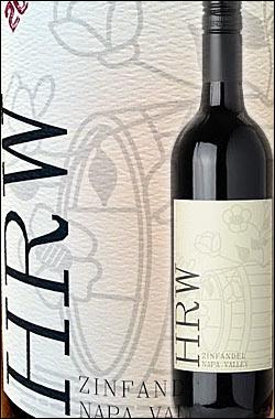 """《ヘンドリー》 ジンファンデル """"HRW"""" ナパヴァレー [2013] Hendry Wines HRW"""" Zinfandel, Napa Valley 750ml [ナパバレー赤ワイン カリフォルニアワイン スクリューキャップ]"""