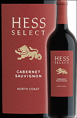 """《ザ・ヘスコレクション》 カベルネ・ソーヴィニヨン """"セレクト"""" ノース・コースト [2014] The Hess Collection Select Cabernet Sauvignon 750ml [赤ワイン カリフォルニアワイン]"""