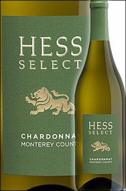 """《ザ・ヘスコレクション》 シャルドネ """"セレクト"""" モントレー [2014] The Hess Collection Select Chardonnay Monterey 750ml [白ワイン カリフォルニアワイン]"""