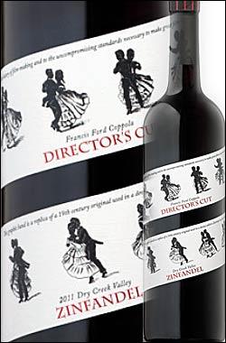 《コッポラ ディレクターズカット》 ジンファンデル ドライ・クリーク・ヴァレー [2015] フランシス フォード コッポラ Francis Ford Coppola Winery Director's Cut Zinfandel Dry Creek Valley 750ml [赤ワイン カリフォルニアワイン]