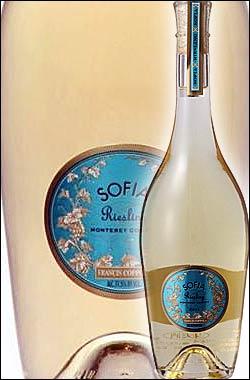 《ソフィア コッポラ》 リースリング モントレー・カウンティ [2016] フランシス フォード コッポラ Francis Ford Coppola Winery Sofia Riesling Monterey 750ml [白ワイン カリフォルニアワイン]