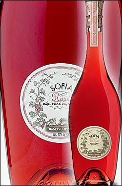 《ソフィア コッポラ》 ロゼ モントレー・カウンティ [2017] フランシス フォード コッポラ Francis Ford Coppola Winery Sofia Rose wine Monterey 750ml [ロゼワイン カリフォルニアワイン]