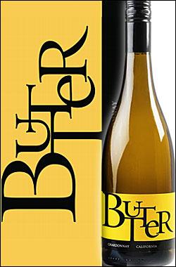 """《ジャム・セラーズ》 """"バター"""" シャルドネ, カリフォルニア [2016] JaM Cellars Wine Butter Chardonnay, California 750ml [白ワイン フレンチオーク樽発酵 カリフォルニアワイン] スクリューキャップ"""