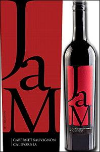 """《ジャム・セラーズ》 """"ジャム"""" カベルネソーヴィニヨン, カリフォルニア [2017] JaM Cellars Wine JaM Cabernet Sauvignon, California 750ml [フルボディ赤ワイン スクリューキャップ カリフォルニアワイン"""