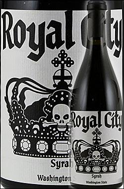 "《K・ヴィントナーズ》 シラー ""ロイヤルシティ"" ワシントン・ステイト [2014] K Vintners Royal City Syrah Washington State 750ml [ワシントンワイン チャールズスミスワインズ 赤 Charles Smith]"