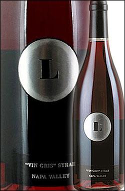 《ルイス》 ヴァン・グリ シラー ロゼ ナパヴァレー [2017] Lewis Cellars Vin Gris Syrah Napa Valley Rose Wine 750ml [ナパバレーロゼワイン カリフォルニアワイン]