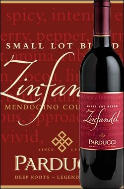 《パードゥッチ》 ジンファンデル スモールロットブレンド メンドシーノ・カウンティ [2014] PARDUCCI WINE CELLARS Zinfandel Small Lot Blend Mendocino County 750ml [パルダッチ 赤ワイン カリフォルニアワイン]