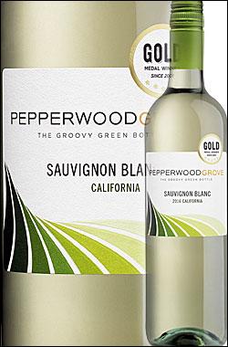 """《ペッパーウッド・グローヴ》 ソーヴィニヨンブラン """"カリフォルニア"""" [2016] by ドン・セバスチャーニ&サンズ Don Sebastiani & Sons Pepperwood Grove Sauvignon Blanc California 750ml [セバスティアーニ白ワイン カリフォルニアワイン スクリューキャップ]"""