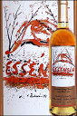 《クアディー》 エッセンシア [2016] Quady Winery Orange Muscat Essensia 375ml (ご夫婦や恋人へのプレゼント贈り物 アメリカ海外土産 おみやげ 洋酒ギフトご贈答用にも) [甘口デザートワイン カリフォルニアワイン] ワイン専門店あとりえ プレゼントにも