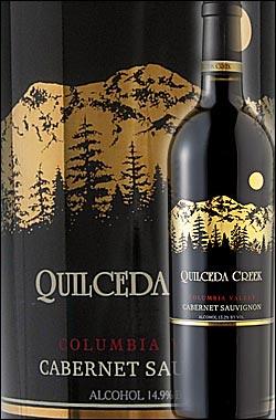 ■正規品《クイルシーダクリーク》 カベルネ・ソーヴィニヨン コロンビア・ヴァレー [2015] Quilceda Creek Cabernet Sauvignon Columbia Valley 750ml クイルシーダクリーク クイルセダクリーク [赤ワイン ワシントンワイン]