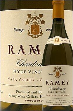 《レイミー》 シャルドネ ハイド・ヴィンヤード ナパヴァレー・カーネロス(カルネロス) [2014] Ramey Wine Cellars Chardonnay Hyde Vineyard, Los Carneros, Napa Valley 750ml [白ワイン カリフォルニアワイン ナパバレー]